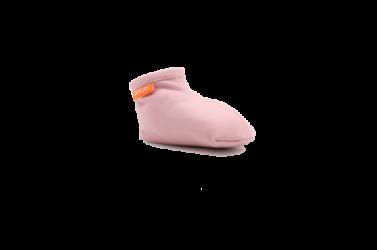 Soft Pink Babyslofjes